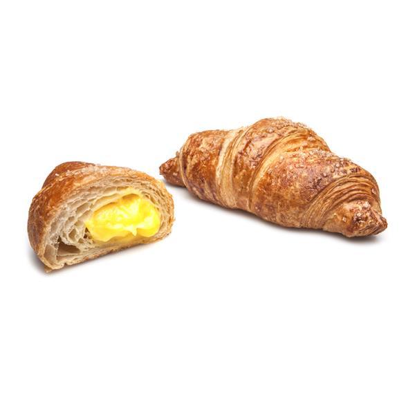croissant londra cu banane