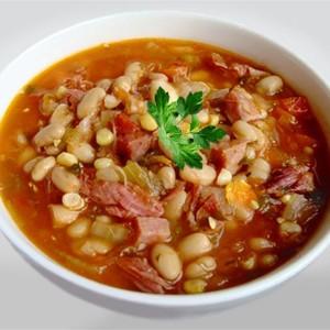 Ciorbe, supe cu carne